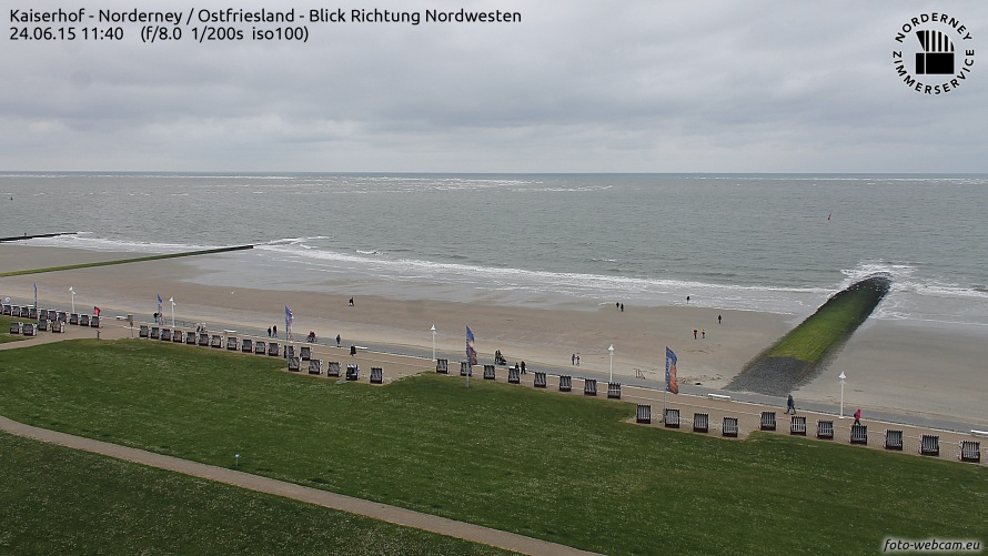 Norderney, Northwest